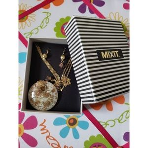 Mixit 22-PC set Necklace & Earrings from Jcpenney